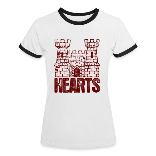 Hearts - Women's Ringer T-Shirt