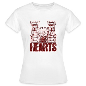 Hearts - Women's T-Shirt