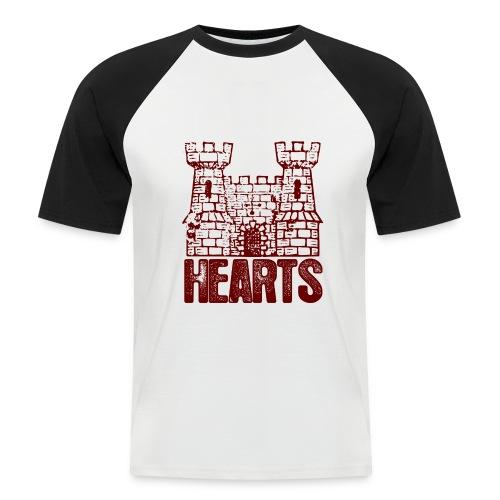 Hearts - Men's Baseball T-Shirt