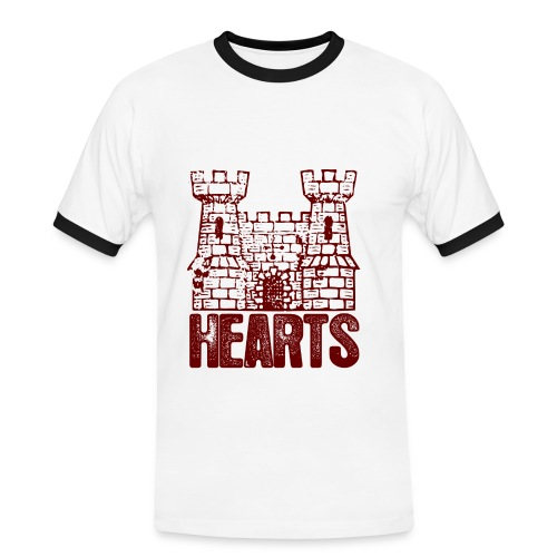 Hearts - Men's Ringer Shirt
