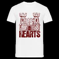 T-Shirts ~ Men's T-Shirt ~ Hearts