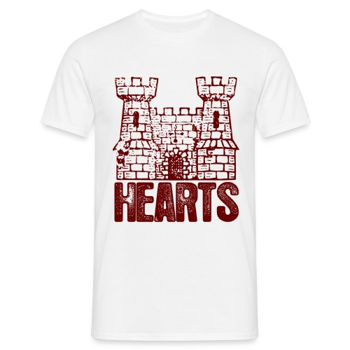 Hearts - Men's T-Shirt