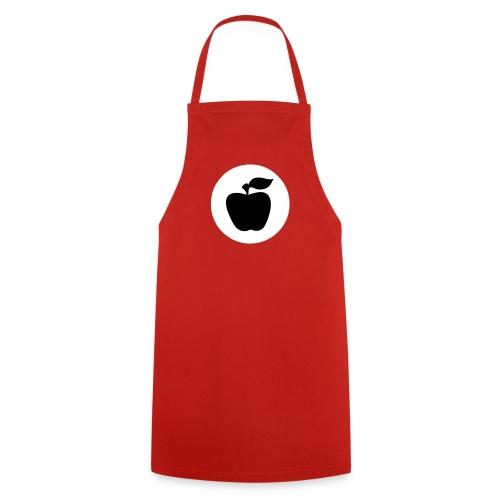 Kochschürze Apfelfront  - Kochschürze
