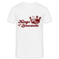 T-Shirts ~ Men's T-Shirt ~ Kings of Tynecastle