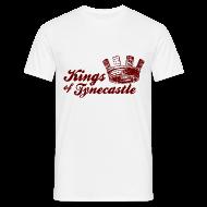 T-Shirts ~ Men's T-Shirt ~ Kings of Tynecastle