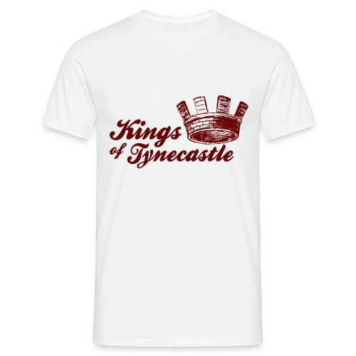 Kings of Tynecastle - Men's T-Shirt