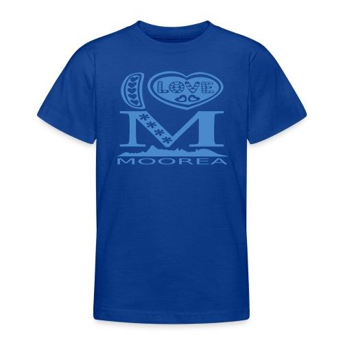 Moorea t-shirt for kid - T-shirt Ado