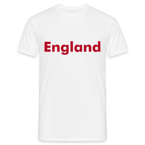 English Comfortable T-shirt - Men's T-Shirt