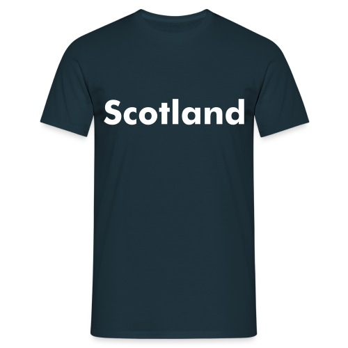Scottish Comfortable T-shirt - Men's T-Shirt