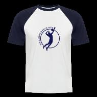 Magliette ~ Maglia da baseball a manica corta da uomo ~ Shirt - Sottorete