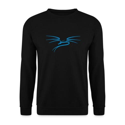 Dragon + URL - Men's Sweatshirt