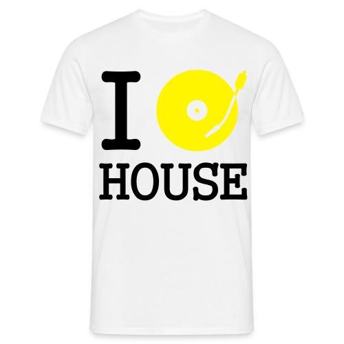 Official DJ - Männer T-Shirt