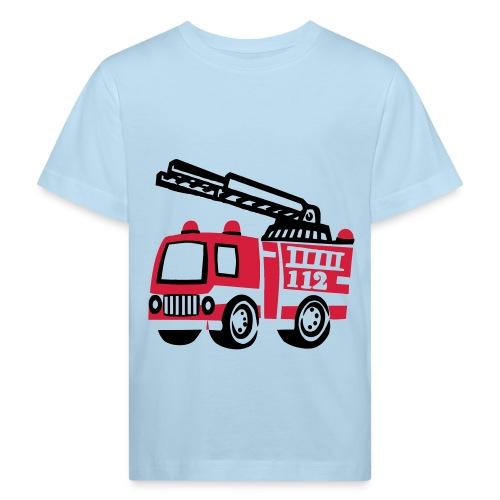 Feuerwehr / Kids - Kinder Bio-T-Shirt