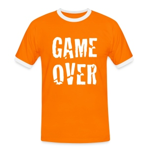 game over holanda - Camiseta contraste hombre