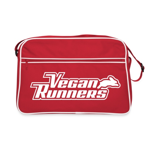Vegan Runners Bag - Retro Bag