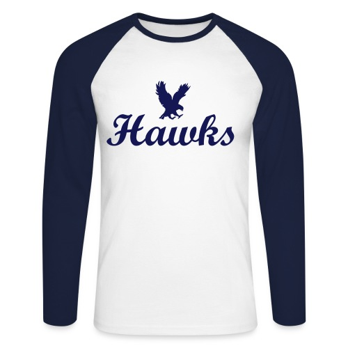 Hoggard - Men's Long Sleeve Baseball T-Shirt