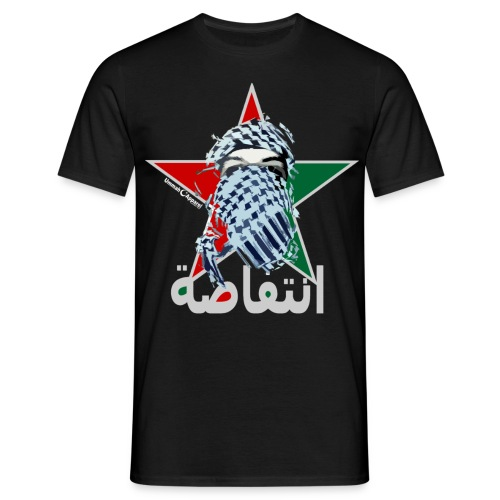 Intifada Star - Men's T-Shirt