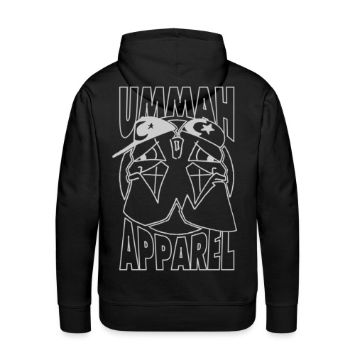 Ummah Apparel - Men's Premium Hoodie