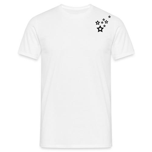Black Stars - Männer T-Shirt