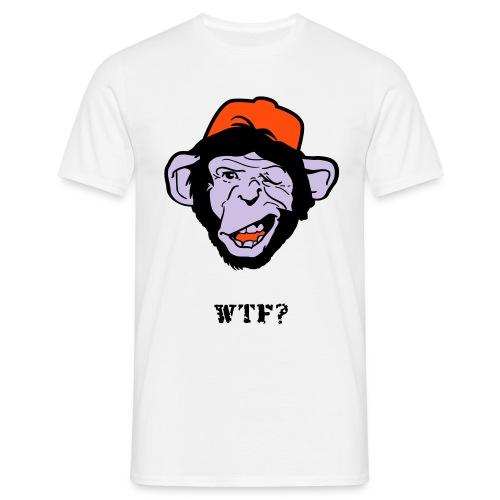 WTF? - Mannen T-shirt