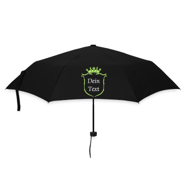 Green Coat of arms Umbrellas