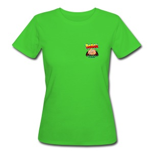 Bazza, Women's Slim Fit Eco Tee - Women's Organic T-shirt