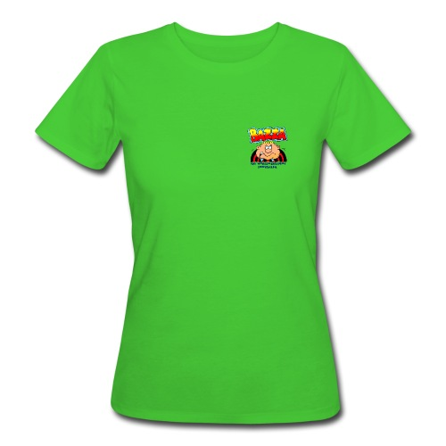 Bazza, Women's Slim Fit Eco Tee - Women's Organic T-shirt
