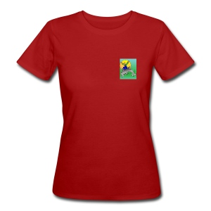 Elvira Mental, Women's Slim Fit Eco Tee - Women's Organic T-shirt