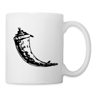Mugs & Drinkware ~ Mug ~ Mug with Flask Logo