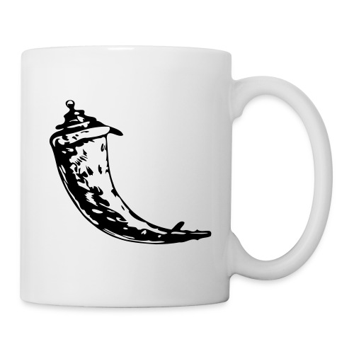 Mug with Flask Logo - Mug