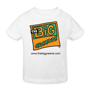 The Big Greenie, Kid's Organic Tee - Kids' Organic T-shirt