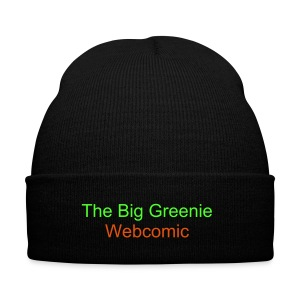 The Big Greenie Webcomic, Winter Cap - Winter Hat