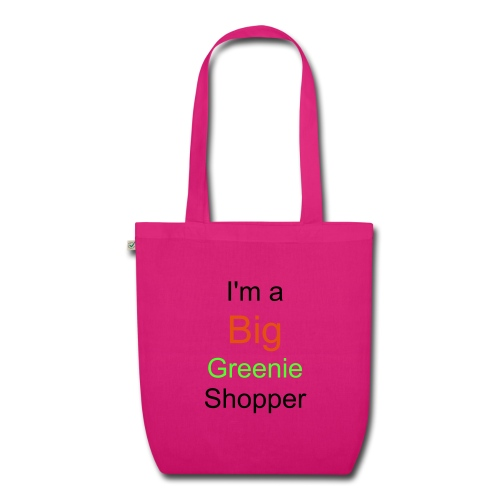 The Big Greenie, Earth Positive Tote Bag - EarthPositive Tote Bag