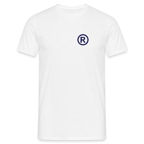 Registered trademark - T-skjorte for menn
