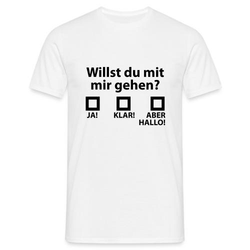 Männer T-Shirt - Rock,action,electro,fun,funny,günstig,lustig,spaß