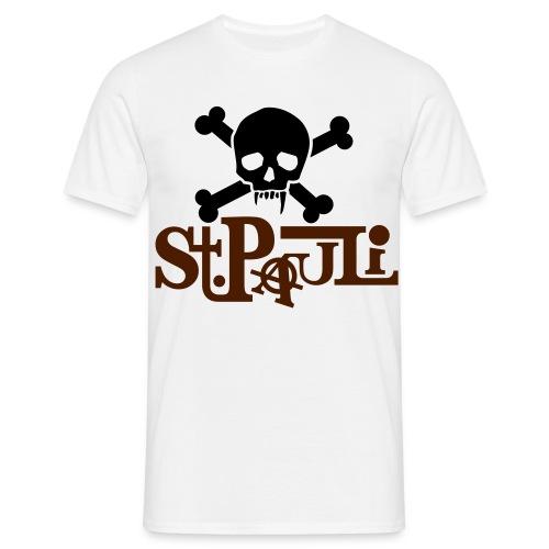 St. Pauli Shirt - Variation 1 - Männer T-Shirt