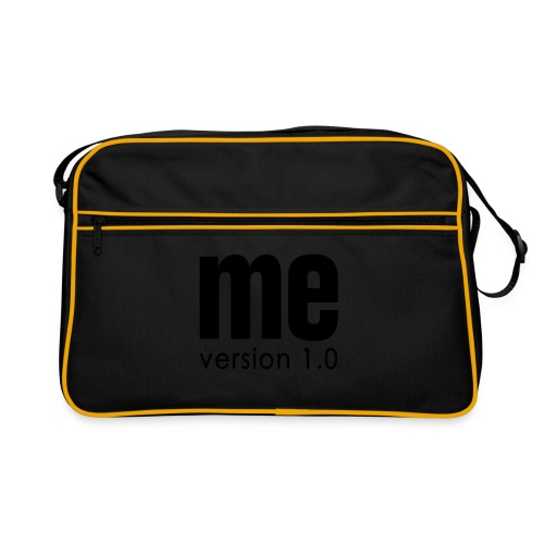 Me Version 1.0 Retro Bag - Retro Bag