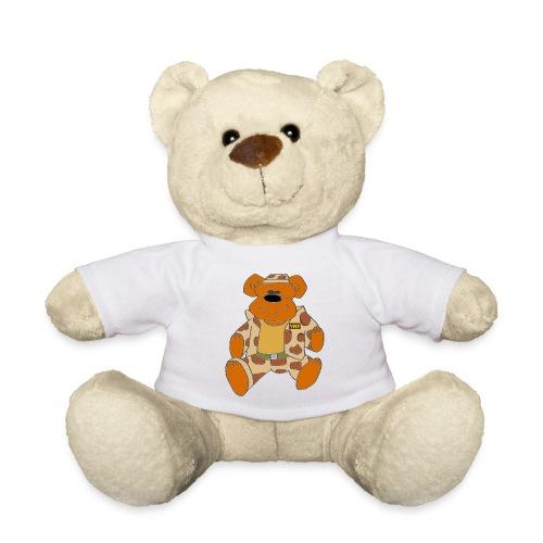 Combat Bear T-Shirt Teddy - Teddy Bear