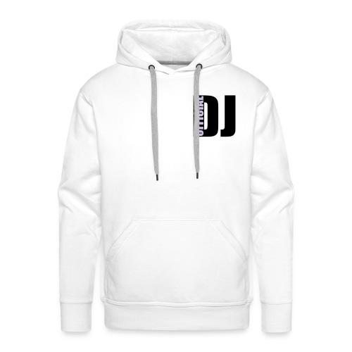 Linea Official Dj  Deon Mills - Felpa con cappuccio premium da uomo