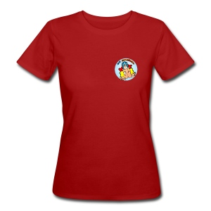 H.P. Superhero, Women's Slim Fit Eco Tee - Women's Organic T-shirt