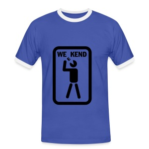 Weekend - Men's Ringer Shirt