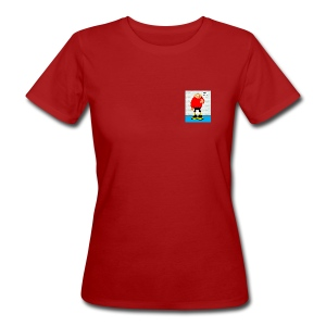 New Billy Butt, Women's Slim Fit Eco Tee - Women's Organic T-shirt