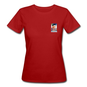 Crater Face, Women's Slim Fit Eco Tee - Women's Organic T-shirt