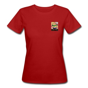 Larry l'Ardarse, Women's Slim Fit Eco Tee - Women's Organic T-shirt