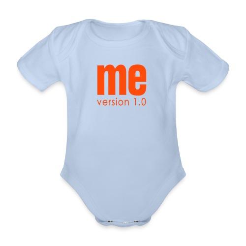 me vs1 - Baby Bio-Kurzarm-Body