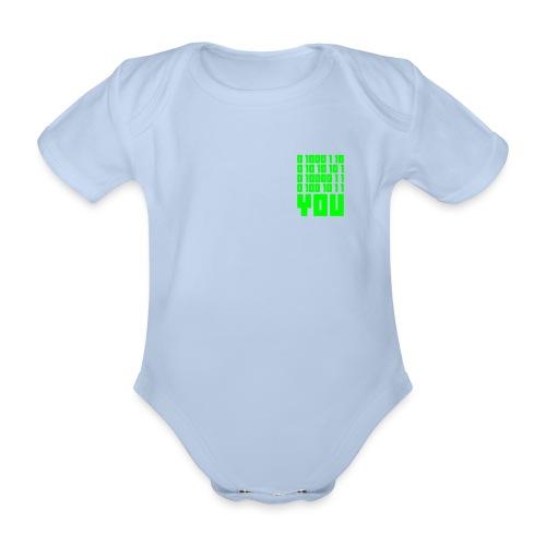 greencard - Baby Bio-Kurzarm-Body