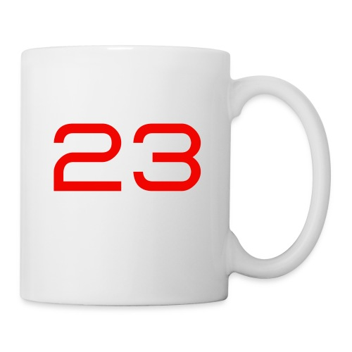 Twenty-Three Mug - Mug