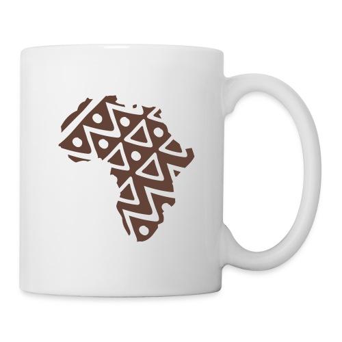 Tasse Africa - Mug blanc