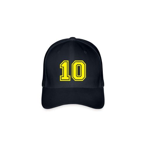 Basecap 10 - Flexfit Baseballkappe