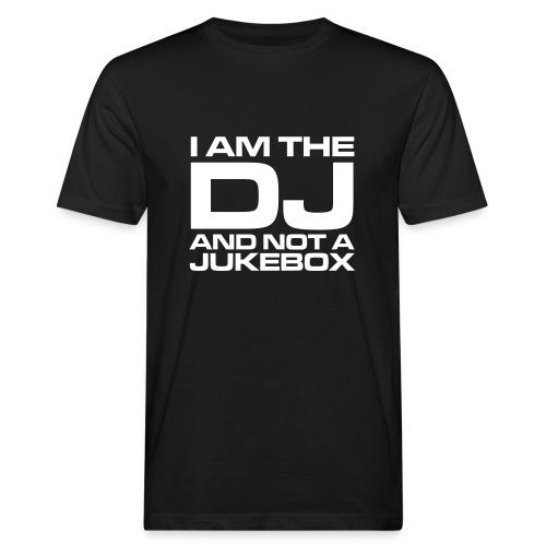DJ-Shirt klimaneutral - Männer Bio-T-Shirt